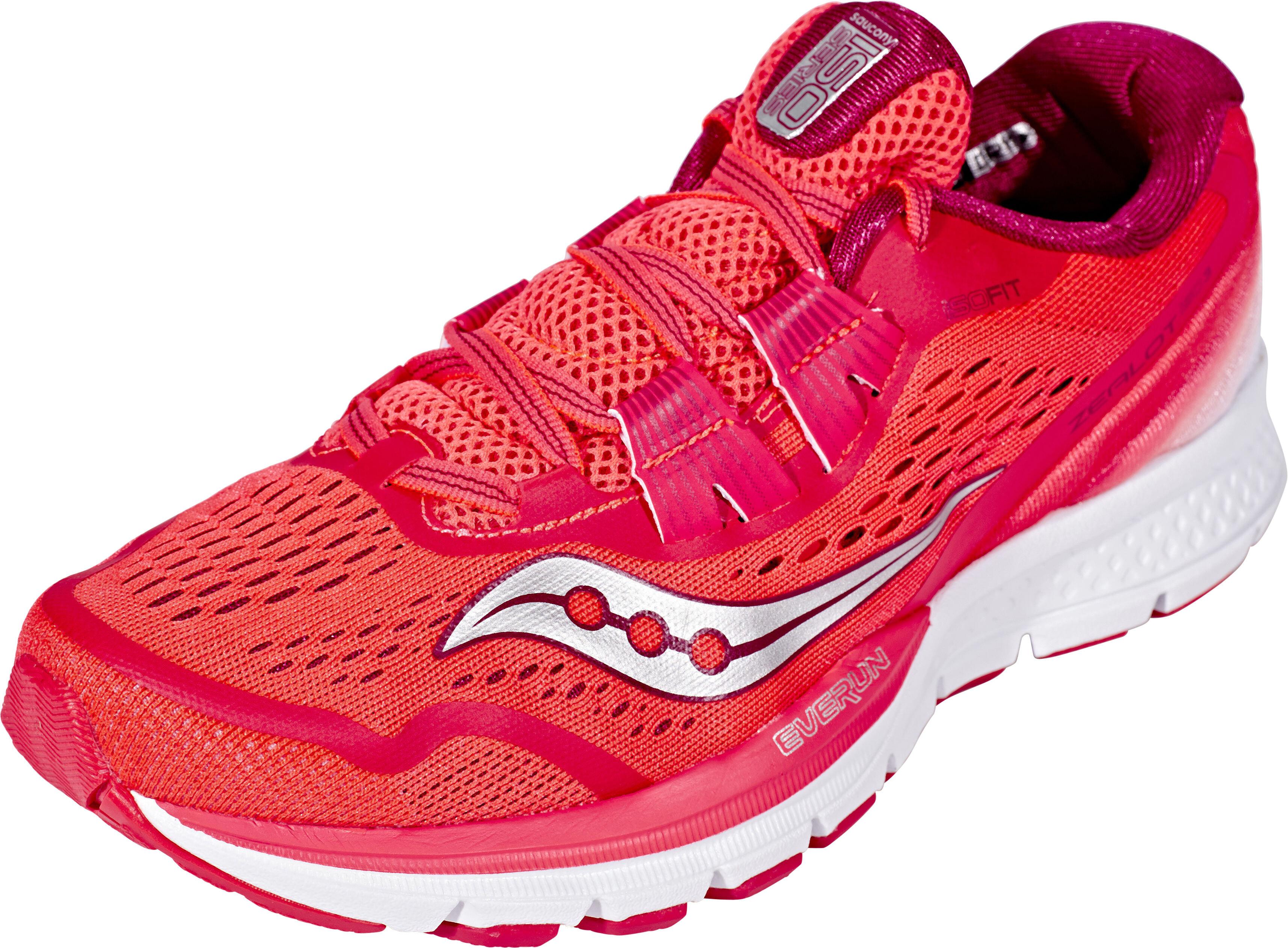 Saucony Zealot Iso Road Running Shoes